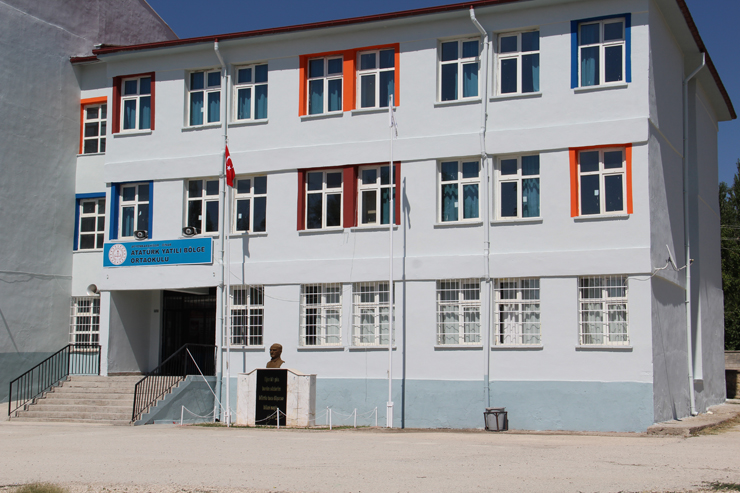 Dinar Atatürk Ybo Okulu Yenilendi