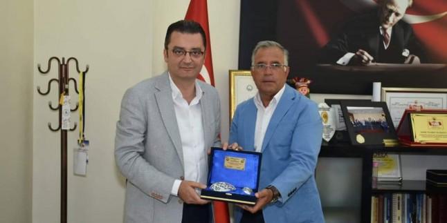 Başkan Kandemir'den Ditso'ya Ziyaret