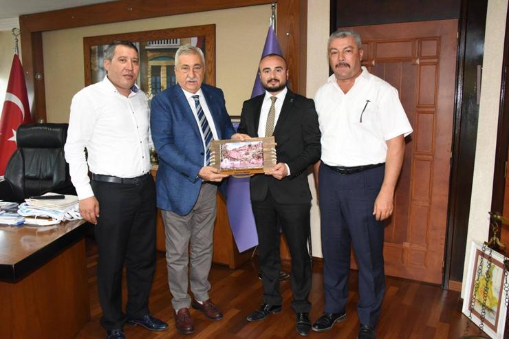 Başkanlar'dan Ankara Ziyareti