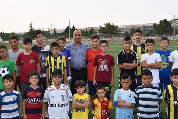 Futbol Yaz Okulu Kursumuz Hız Kesmeden Devam Ediyor