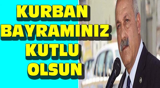 CHP Dinar İlçe Başkanı Mevlüt Er'den Kurban Bayramı Mesajı