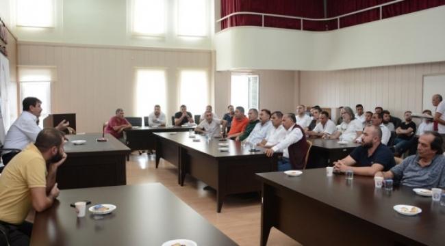 Dinar'a Galericiler Sitesi Kurulacak