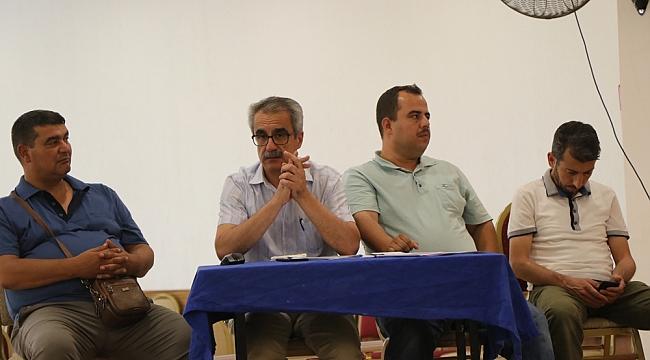Dinar'da Kurban Kesecekler Bilgilendirildi