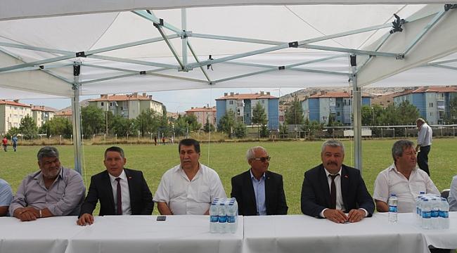 Dinar Pancar Ekicileri Kooperatifi 51. Olağan Genel Kurul Toplantısı Yapıldı