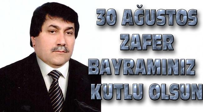 Dinar Pancar Ekicileri Kooperatifi Başkanı Öztürk'den 30 Ağustos Kutlama Mesajı
