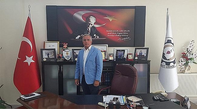 DİTSO Başkanı Bağırkan, 30 Ağustos Kutlama Mesajı Yayınladı