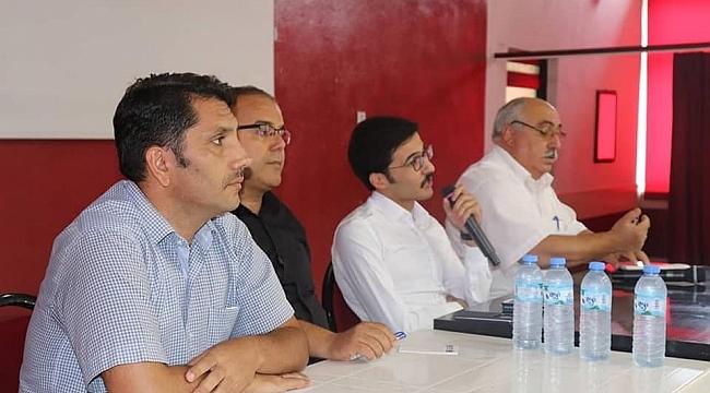 Dazkırı Kaymakamı Mesut Çoşkun'dan Toplantı