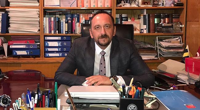 Dinar CHP ilçe Başkanlığına Av. Ali Arıkan Adaylığını Açıkladı