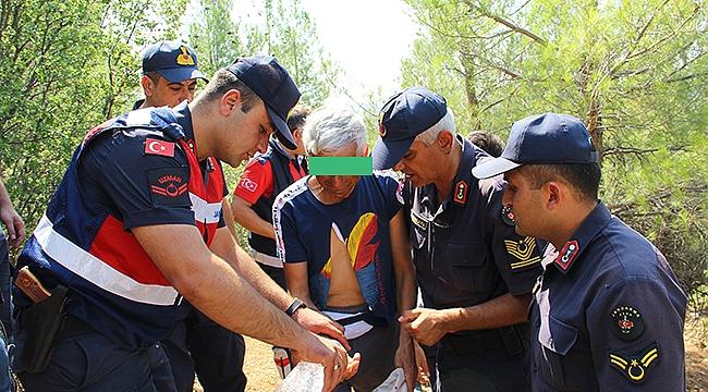 Dinar'da İNTİHAR Girişimi