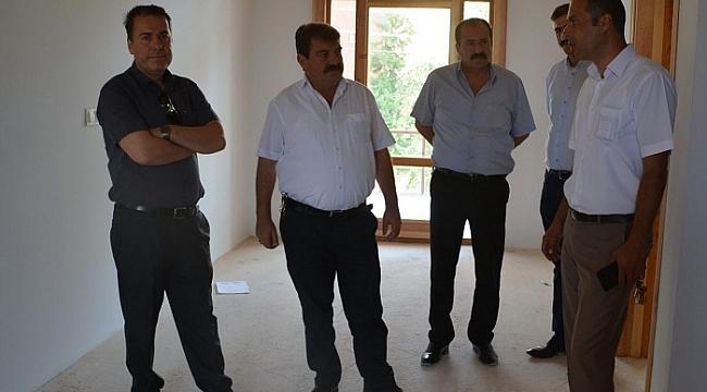 Dinar Kültür Evi Hizmete Açılıyor