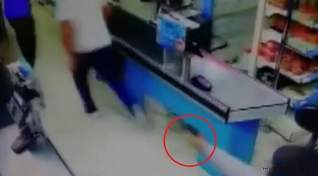Markette Çıkan Kavgada 4 kişi yaralandı