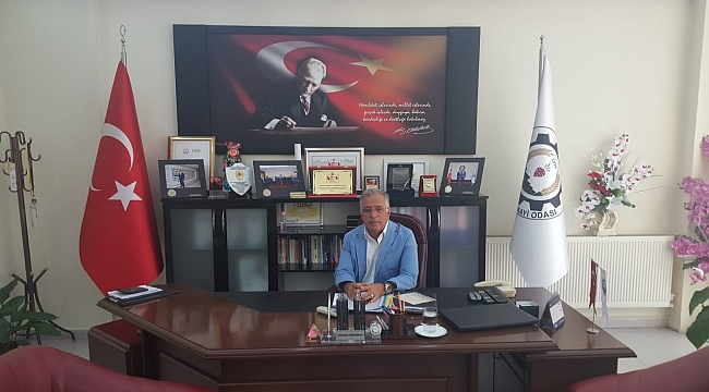 Başkan Bağırkan'dan Dünya Yaşlılar Günü Mesajı