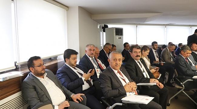 Belediye Başkanımız Nihat Sarı Türkiye Belediyeler Birliği Meclis Toplantısına Katıldı