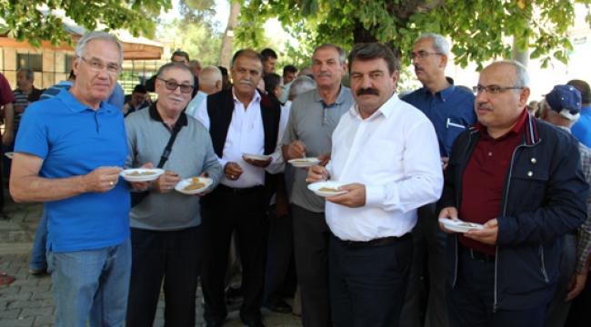 Dinar'da 94 Deprem Şehidi Anıldı