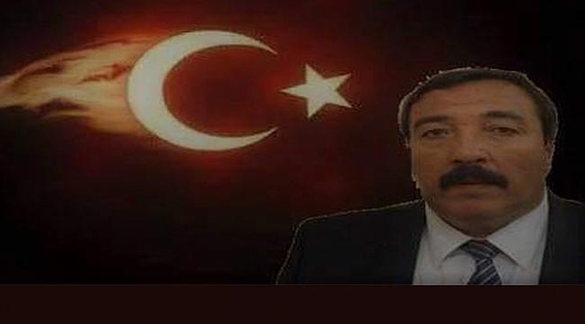 Dinar MHP İlçe Başkanı Mustafa Karahan'dan Askerlerimize Destek Mesajı
