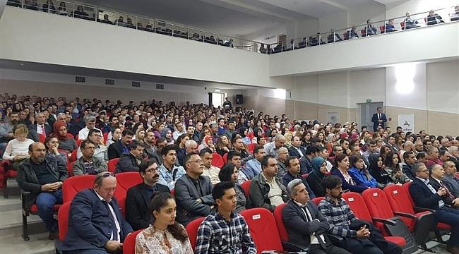 DİTSO Mesleki & Teknik Eğitim Toplumsal Farkındalık Toplantısında