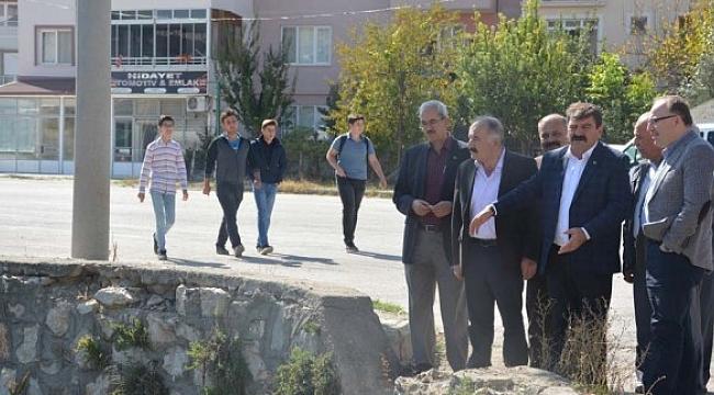 Vali Mustafa Tutulmaz 2020 Yatırımına alınan Menderes Nehri Islah Projemizi yerinde inceledi