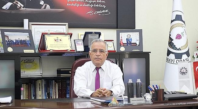 Başkan Bağırkan'dan Mevlid Kandili Mesajı