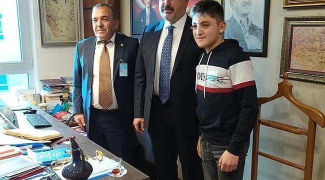 Başkan Şuayyip Çiçek Ak Parti Gurup Toplantısında