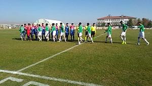 Dinar Belediye Spor-1 İscehisar Spor-1