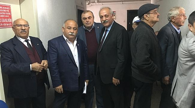 Dinar CHP Delegelerini Seçiyor