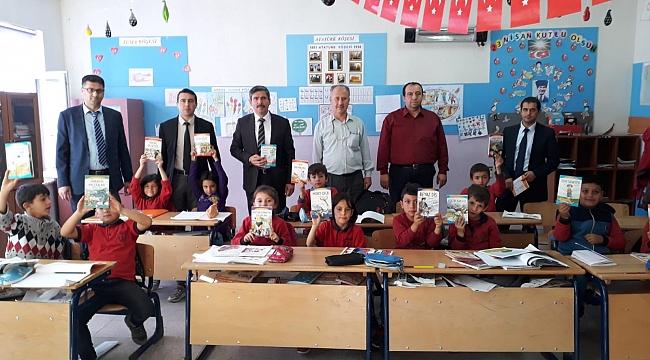 Kültür Şehri Dinar Okuyor Projesi