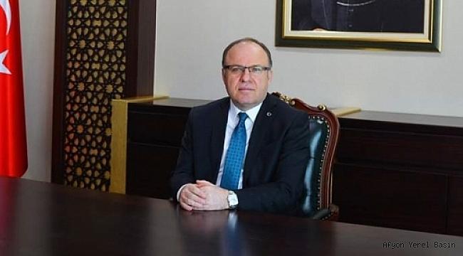 Vali Tutulmaz'ın 10 Kasım Atatürk'ü Anma Günü Mesajı