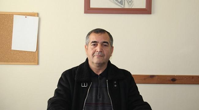 Başkan Nuri Çetin'den Basın Açıklaması