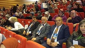 Başkan Sarı AK Parti Yerel Yönetimler Kadın Şurasına Katıldı