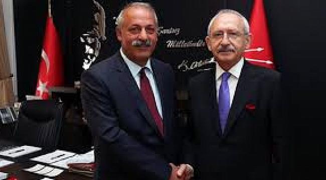CHP İl Başkan Adayı Dinar'a Geliyor