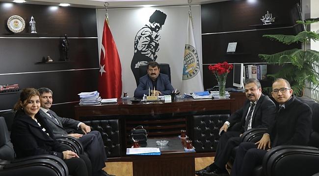 Dinar'da TUBİTAK 4007 işbirliği protokolü imzalandı