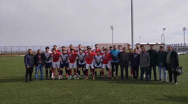 Dinar Belediye Sporumuz deplasmanda galip geldi