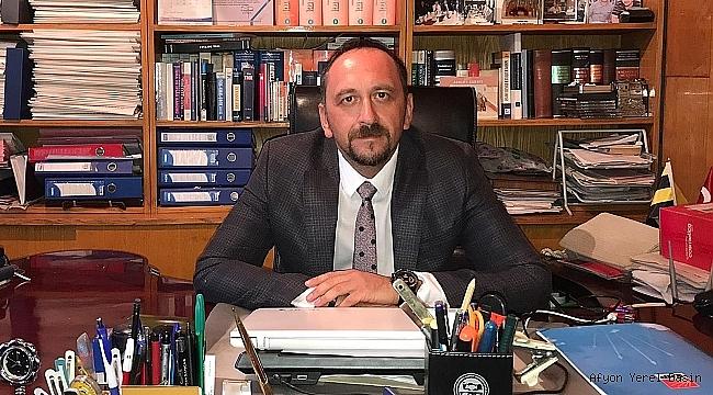 Başkan Ali Arıkan'dan14 Şubat Sevgililer Günü Mesajı