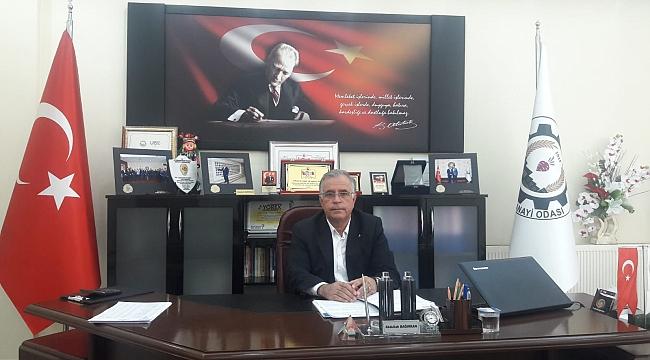 Başkan Abdullah Bağırkan'ın Ramazan Bayramı Mesajı