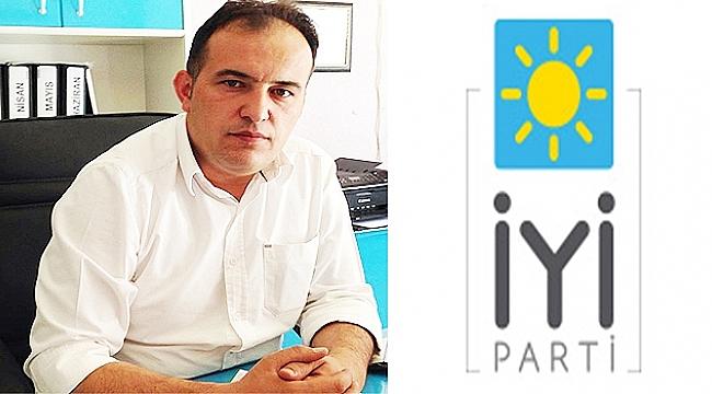 İYİ Parti Dinar İlçe Başkanı Oktay Sayın'dan Ramazan Bayramı Mesajı