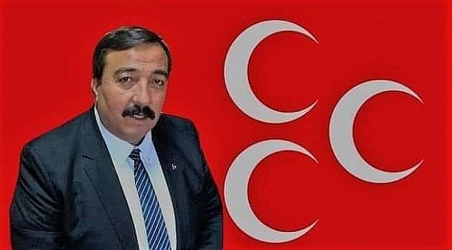 MHP Dinar İlçe Başkanı Karahan'ın Ramazan Bayramı Mesajı