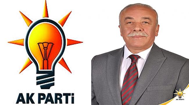 """Ak Parti Dinar İlçe Başkanı İdris Er'in """"Babalar Günü"""" Mesajı"""