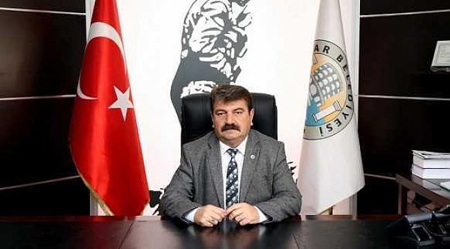 Belediye Başkanımız Nihat Sarı dan Başsağlığı Mesajı