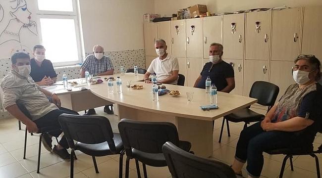 Dinar'da Yeni Eğitim-Öğretim Yılı Çalışmalar Başladı