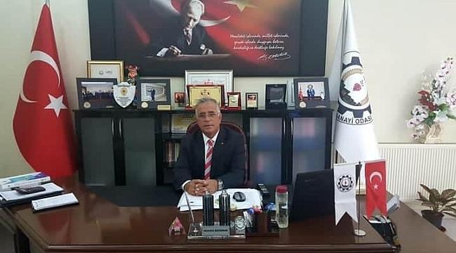 Başkan Abdullah Bağırkan'dan Basın Bayramı Mesajı