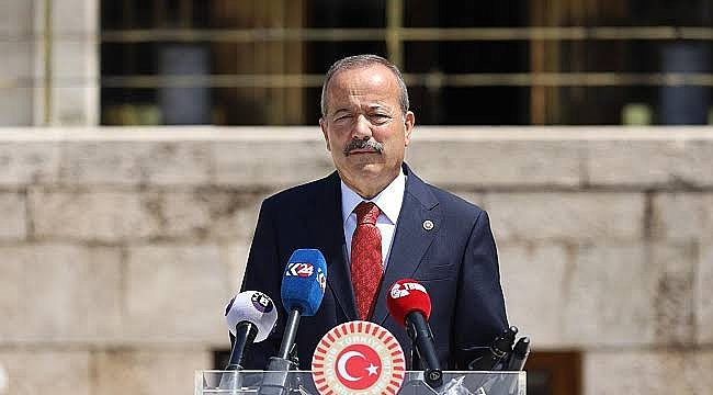 Milletvekili Taytak'dan Kurban Bayramı Mesajı
