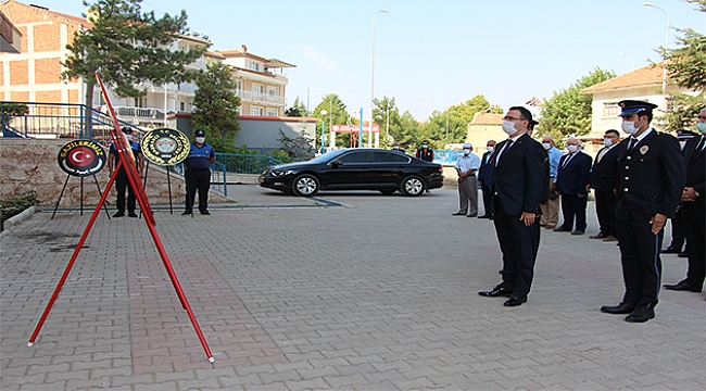 Başmakçı'da 19 Eylül Gaziler Günü Anma Programı Düzenlendi
