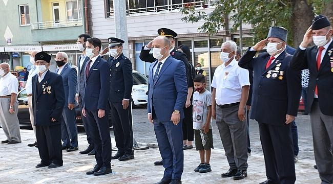 Dazkırı'da 19 Eylül Gaziler GünüKutlandı