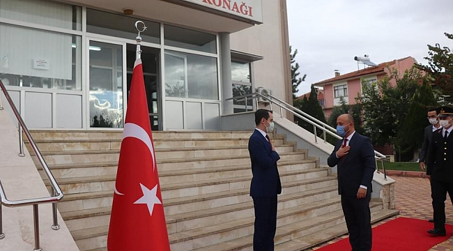 Dazkırı'da 29 Ekim Cumhuriyet Bayramı Kutlandı