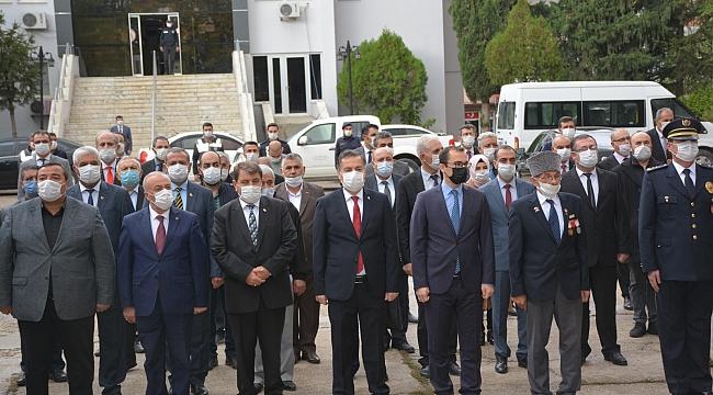 Dinar'da 29 Ekim Cumhuriyet Bayramı Kutlandı
