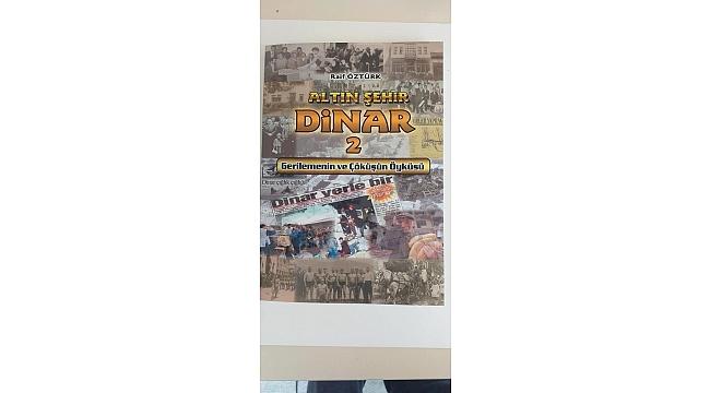 Dinar Kültür İklimine Yeni Kitap
