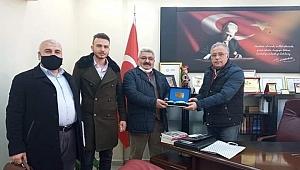 Ali Özkaya'nın Oğlu ve kardeşi Dinar'a fabrika kurdu