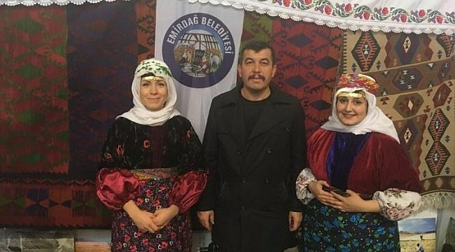 Türk'ün romanı Türkülerdir