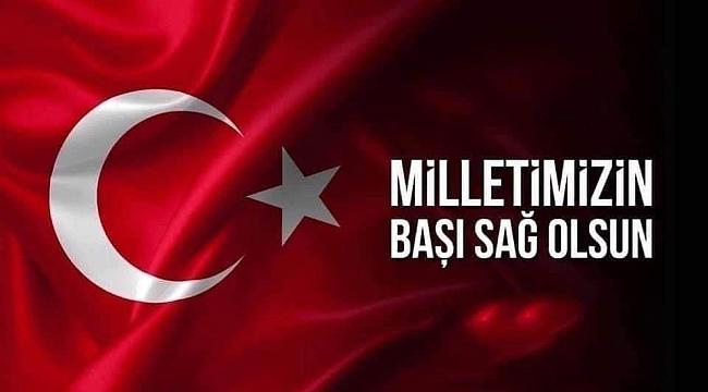 """EĞİTİM-İŞ: """"MİLLETİMİZİN BAŞI SAĞ OLSUN!"""""""