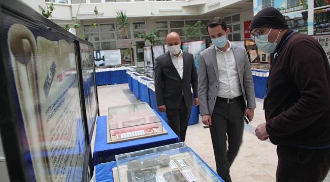 Çanakkale Gezici Müzeye ziyaret
